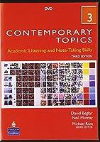 Contemporary Topics Level 3 (3E) DVD
