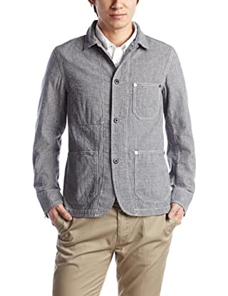Cotton Linen Work Jacket 3225-186-1462: Other
