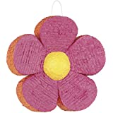 Unique Industries 151049 Pinata 18 in. x 18 in. -Flower