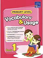 Primary Level Vocabulary and Usage Book 1