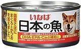 いなばペットフード 日本の魚