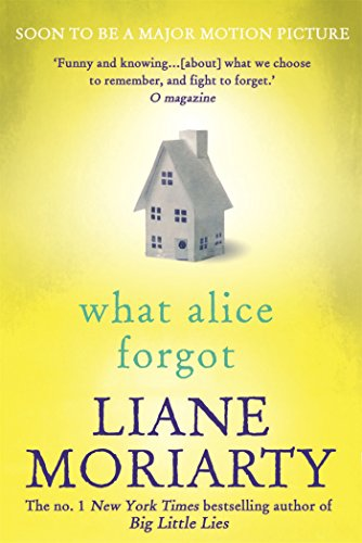 Image result for what alice forgot liane moriarty - review