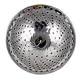 パール金属 ENJOY KITCHEN ステンレス製 フリーサイズ万能 蒸し器 C-4804