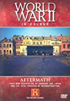 World War II in Colour - Aftermath [Import anglais]