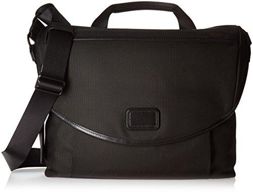 [トゥミ] メッセンジャーバッグ 公式 正規品 ALPHA2 スリム・メッセンジャー 026202 D2 ブラック