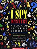 洋書>I spy mystery―A book of picture riddles (Cartwheel books)
