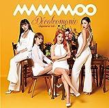 Decalcomanie -Japanese ver.-♪MAMAMOOのCDジャケット