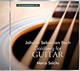 J.S.バッハ(1685-1750):ゴルトベルク変奏曲 BWV988《M.サルチートによるギター編》 (Bach: Goldberg Variations on Guitar)[2CDs] 画像