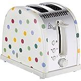 Russell Hobbs 21295 Emma Bridgewater Toaster, Polka Dot 2 Slice Toaster, 1300 W