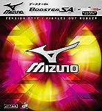 MIZUNO(ミズノ) 卓球ラバー BOOSTER SA 18RT712622.2 62:レッド 2.2mm