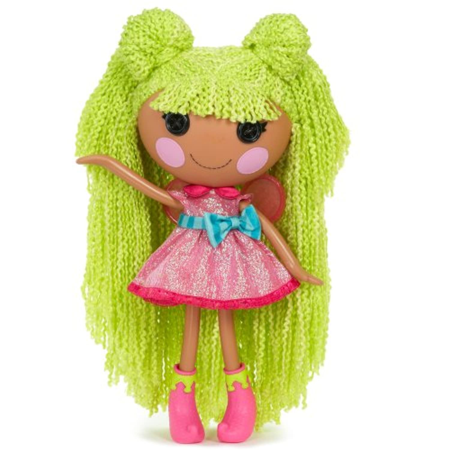 Moxie Girlz Lalaloopsy Pix E Flutters Loopy Hair Doll