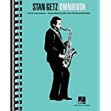 Stan Getz Omnibook: for B-Flat Instruments: Transcribed Exactly from His Recorded Solos