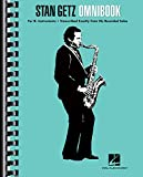 Stan Getz Omnibook: for B-Flat Instruments: Transcribed Exactly from His Recorded Solos -