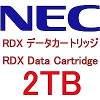 NEC N8153-09 RDXデータカートリッジ(2TB)