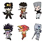 TVアニメ ジョジョの奇妙な冒険 ラバーストラップコレクション 第3部 Vol.1 BOX