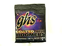 GHS strings CB-GBL×6セット Coated Boomers エレキギター弦