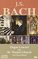 Organ Concert in St Thomas Church [DVD] [Import]