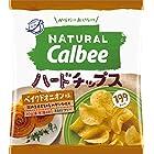 カルビー NaturalCalbeeハードチップス ベイクドオニオン味 40g