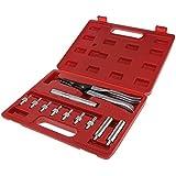 Blesiya 11in1 Valve Stem Oil Seals Removal Tool Installer Plier Car Garage Set Kit
