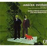JANACEK/DVORAK,SINFONIETTA/SYMPHONIE..
