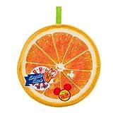 ドナルド・ダック オレンジモチーフ ミニタオル フル!フル!フルーツ! 2017 夏 果物 【東京ディズニーリゾート限定】