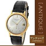 [パテックフィリップ] PATEK PHILIPPE 腕時計 カラトラバ 3445J K18YG/ブラックレザー [アンティーク] [中古品] [並行輸入品]