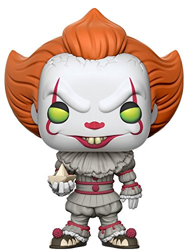Funko - Figurine Ca - Pennywise New Movie Pop 10cm - 0889698201766