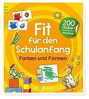 Fit fuer den Schulanfang - Farben und Formen