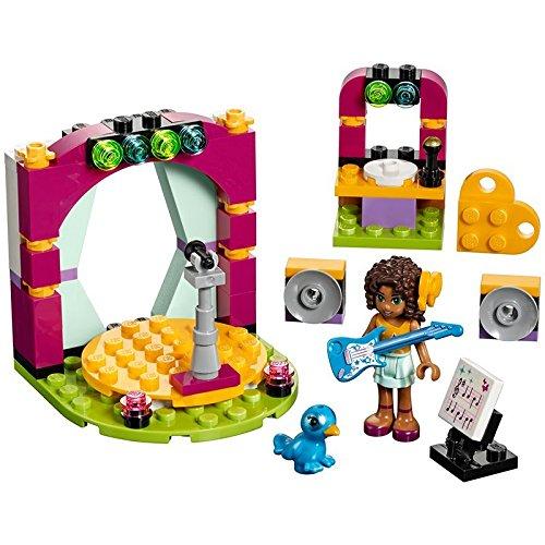 レゴ (LEGO) フレンズ アンドレアのミュージックステージ 41309