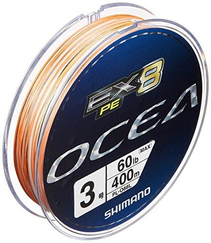オシア EX8 PE 3号 400m PL-O88L
