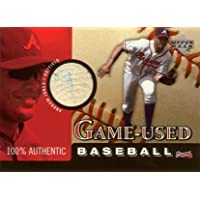 アンドリュー・ジョーンズ Andruw Jones 2000 Upper Deck Game Ball