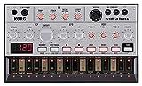 KORG アナログ ベースマシン volca bass 16ステップシーケンサー 電池駆動 スピーカー内蔵 ヘッドフォン使用可 どこでも使えるコンパクトサイズ