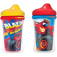 Gerber Graduates Nickelodeon Blaze & The Monster Machines Insulated Hard Spout Sippy Cup, by NUK
