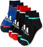 adidasスニーカー (アディダス)adidas トレーニングウェア 3P ショートソックス DMK62 [ジュニア]