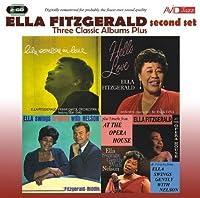 Three classic albums plus - Ella Fitzgerald by Ella Fitzgerald (2013-05-03)