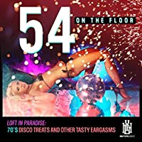 Loft in Paradise: 70's Disco Treats & Other Tasty