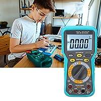 ハンドヘルドマルチメーター、HD80D 6000カウントデジタル多目的テストツールACV/DCV電動ハンドヘルドテスターメーター