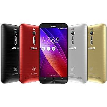 ASUS ZenFone 2 ZE551ML 4GB RAM +32GB ROM (5.5 inch/4G LTE/) (Gray グレー 灰) [並行輸入品]