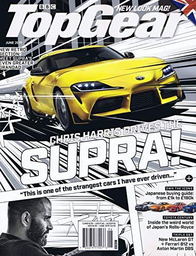 BBC Top Gear [UK] June 2019 (単号)