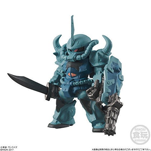 FW GUNDAM CONVERGE SELECTION [LIMITED COLOR] [5.グフ・カスタム [LIMITED COLOR ver.]](単品)