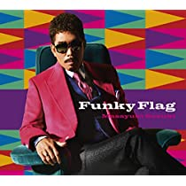 Funky Flag(初回生産限定盤)(DVD付)(特典なし)