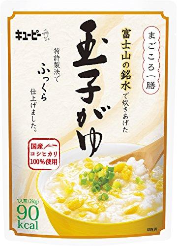 まごころ一膳 富士山の銘水で炊きあげた玉子がゆ 250g×8個タイトルを入力してください