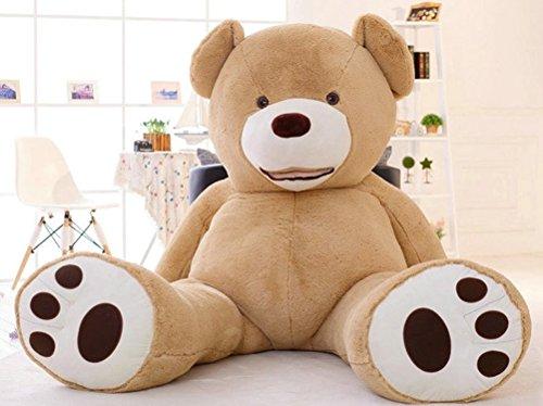 ぬいぐるみ 特大 くま/テディベア 可愛い熊 動物 大きい ...