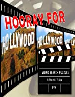 Hooray for Hollywood: Word Search Puzzles