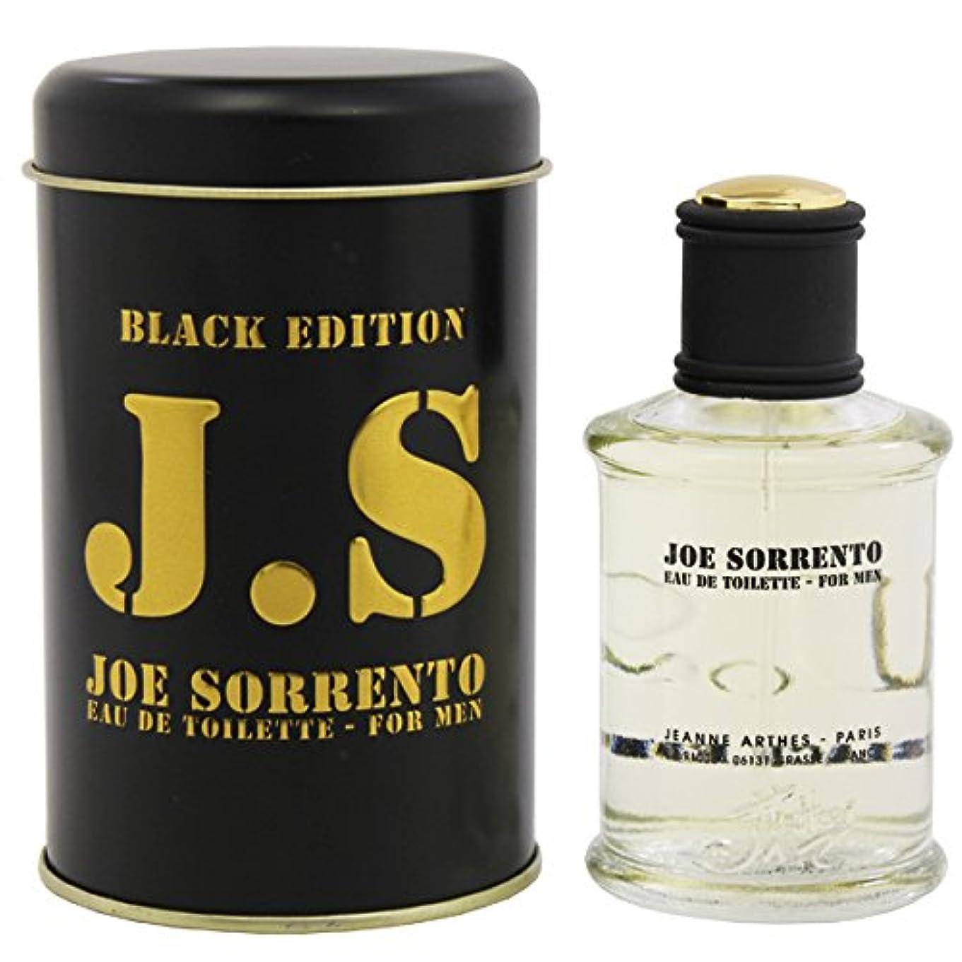 慈悲事実代表して【ジャンヌアルテス】JS ブラック EDT?SP 100ml [並行輸入品]