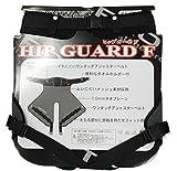 PRO TRUST(プロトラスト) ヒップガード ヒップガード F PT-1000 ブラック