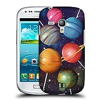 Head Case Designs ロリポップ スウィート・スペース ハードバックケース Samsung Galaxy S3 III mini