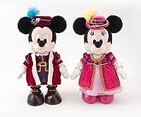 ☆ 即発 最速販売  ディズニー ホテル ミラコスタ 限定 ぬいぐるみ ミッキー ミニー セット  ☆