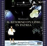 グラインドボーン音楽祭 モンテヴェルディ:歌劇《ウリッセの帰還》全2幕 [DVD]