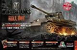 プラッツ/イタレリ World of Tanks 1/35 ドイツ 中戦車 V号戦車 パンター プラスチックモデルキット WOT39506
